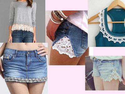DIY Ideas fáciles para transformar tu ropa, haz que se vea diferente