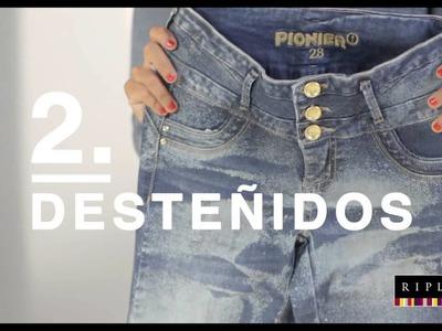 DIY: Personaliza tus Jeans