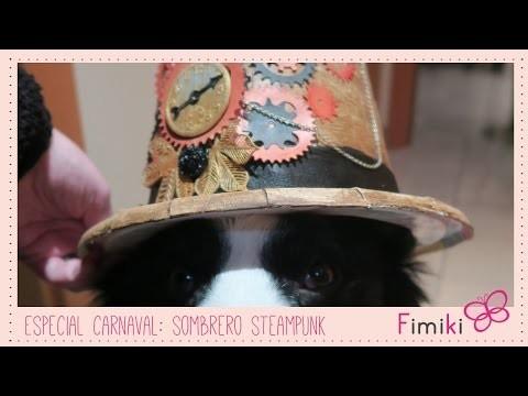 DIY - Sombrero Steampunk