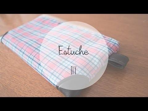 DIY Estuche