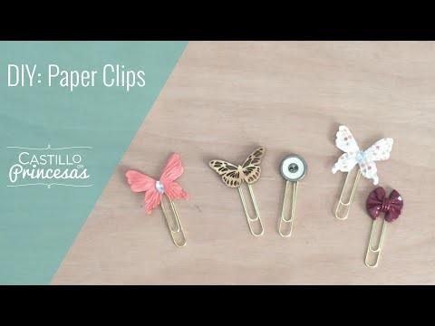DIY: Paper Clips