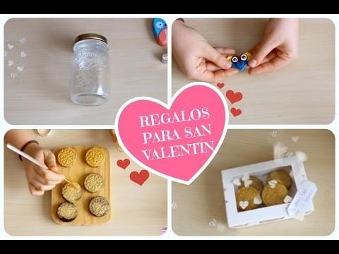 DIY Regalos para San Valentín