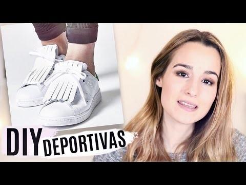 DIY zapatillas inspiradas en Marc Jacobs