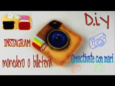 Como hacer monederos de fieltro instagram Diy purse