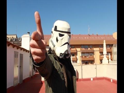 Como hacer tu Casco de Stormtrooper DIY. Parte I