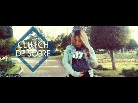 DIY BOLSA TIPO SOBRE | CLUTCH DE SOBRE| LA MALVESTIDA|