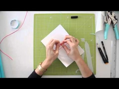 Tutorial DIY - Cómo hacer un Traveleler's Notebook low cost