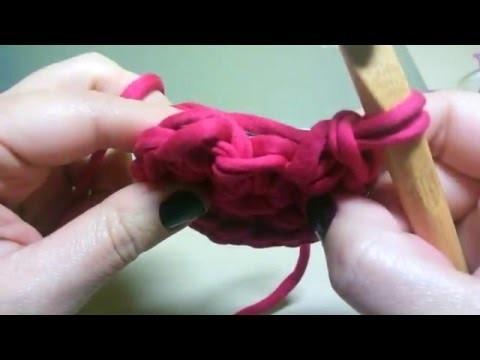 Cómo unir vueltas tejido circular a crochet con la técnica tradicional (no en espiral)