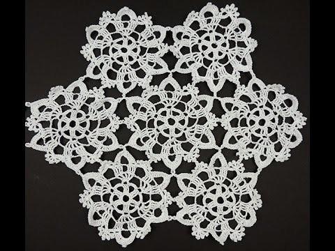 Crochet: Motivo CIrculo # 3