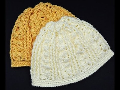 Crochet: Gorro en Relieve
