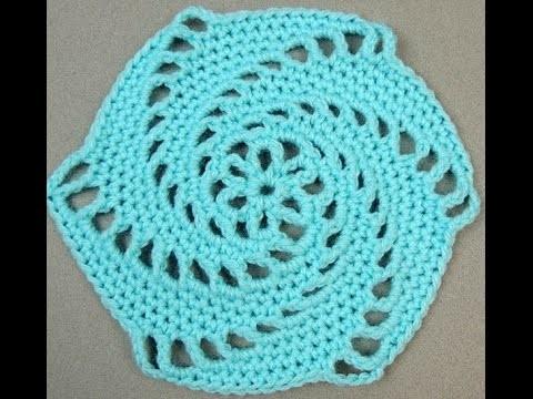 Crochet: Hexágono # 3