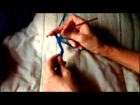 Tutorial Video 1- puntos básicos de Crochet