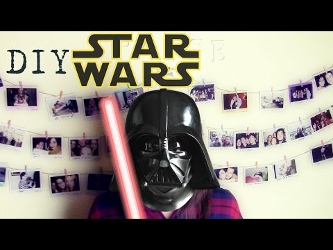 DIY STAR WARS  | A. Mérida