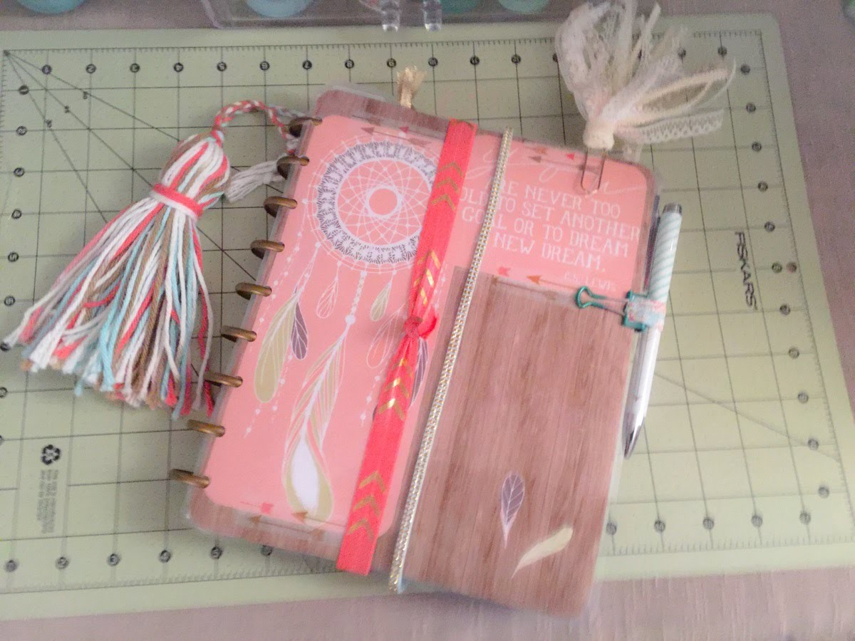 DIY: Planner Pen Holder & Planners Band