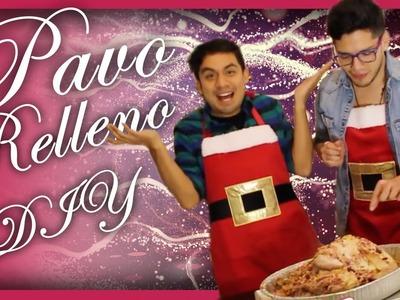 Pavo Relleno (Receta) DIY  | Pepe & Teo