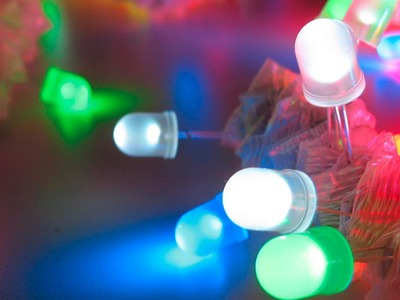 Cómo Hacer LED Throwies. DIY