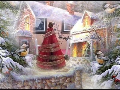 DIY: Adornos Navideños I: Árbol de Navidad