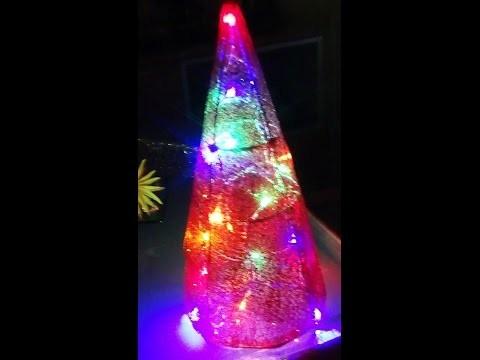 DIY ÁRBOL DE NAVIDAD (CHRISTMAS TREE)