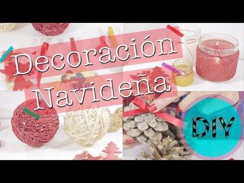 DIY- Decoración de Navidad | Angicupcakes