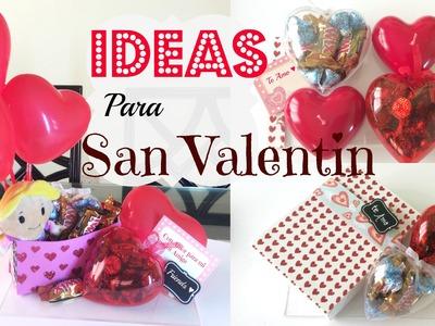 D.I.Y. Ideas para San Valentín | Mirianny