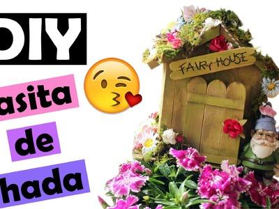 DIY ♥ Casita de hada ♥