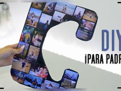 ¡DIY REGALO PARA EL DÍA DEL PADRE! | MONBE
