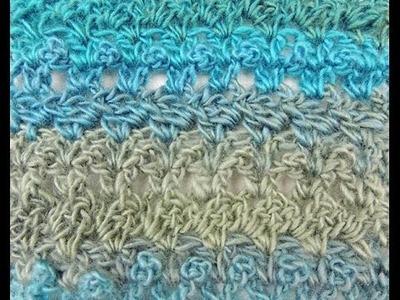 Crochet: Punto Combinado # 10