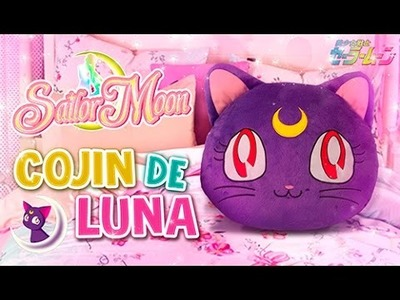 DIY ANIME ● COJIN. ALMOHADA DE LUNA ● SAILOR MOON 美少女戦士セーラームーン l Fabbi Lee