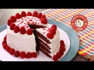 PASTEL SIN HORNO | CHOCOLATE NO-BAKE CAKE | EL GUZII