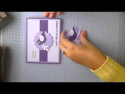 Scrapbooking en Español Episodio 19 Elaboración de tarjeta para el día de la madre