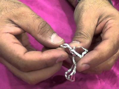 Video cómo montar la alianza turca o anillo del sultán de 6 aros