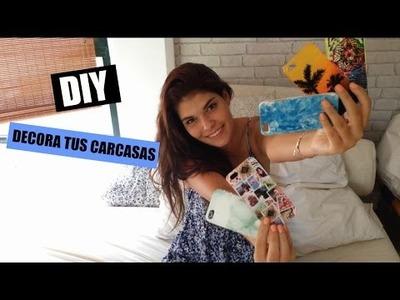 DIY: 5 ideas para decorar tus carcasas!