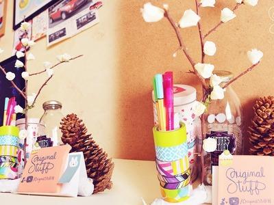 Decoración para el cuarto.escritorio - Primavera [DIY]