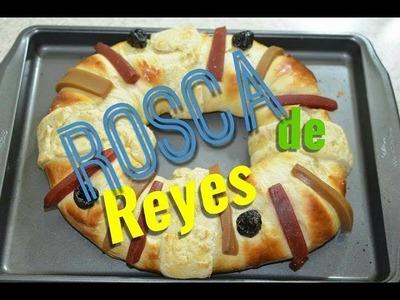 Rosca de Reyes facil