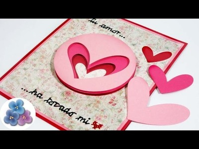 Tarjetas de Amor para mi Novio Fáciles de Hacer Tarjetas de San Valentin Corazones Pintura Facil