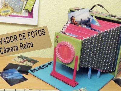 Archivador de Fotos #CÁMARA RETRO