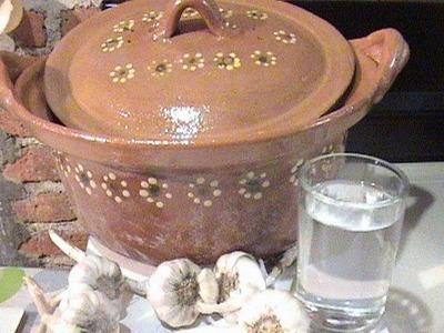 COMO CURAR LAS OLLAS DE BARRO-cocinandoconerika
