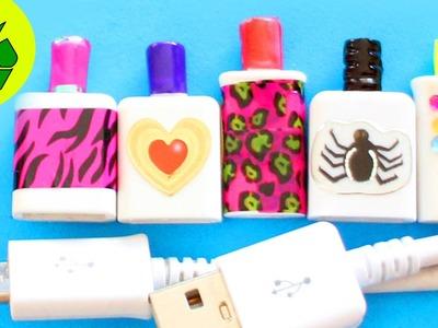 DIY | Botellas de Perfumes y Cremas en miniatura