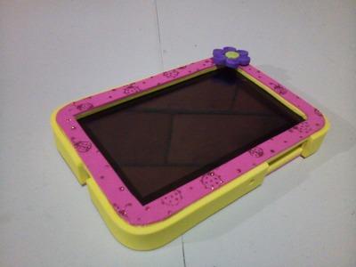 Estuche - Forro Protector para Tablet o Celulares en Foami (Goma Eva, Foam)