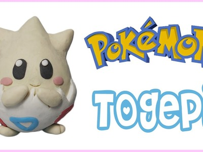 Pokemon | Togepi Clay Tutorial | Porcelana Fría ★ Plastilina