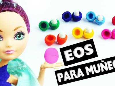 Haz un EOS en Miniatura para tu Muñeca - manualidades para muñecas