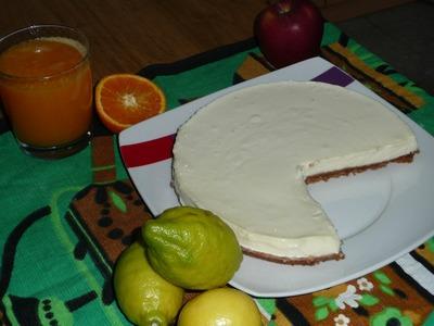 Tarta de queso fácil sin gelatina