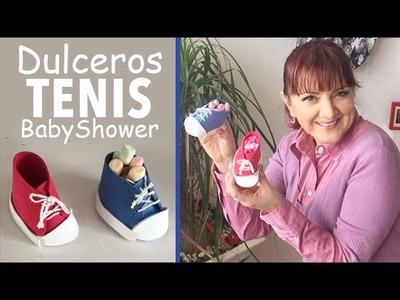 Tenis Dulceros Baby Shower :: Chuladas Creativas