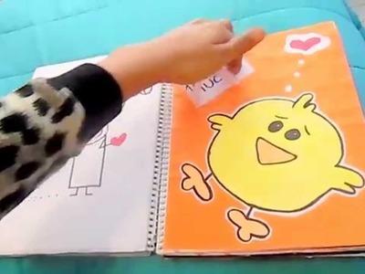 Cuaderno para mi novio por 3 años :3 (Mar&Ricky)