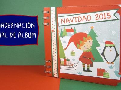 Encuadernación Manual de Álbum
