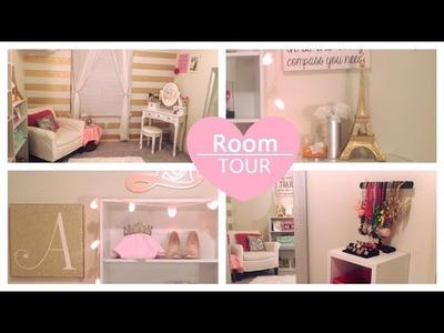 ROOM TOUR  + CLOSET