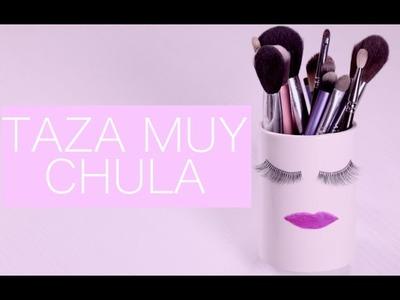 TAZA MUY CHULA - Maquillate con Samanta