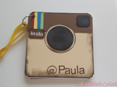 Tutorial Mini álbum Instagram