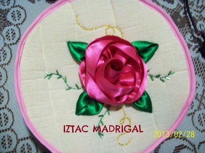 19 DIY tortillero  paso 2  Iztac Madrigal