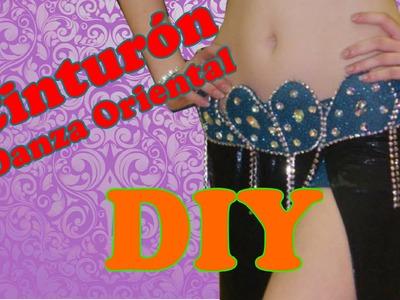 DIY- Cinturon danza oriental